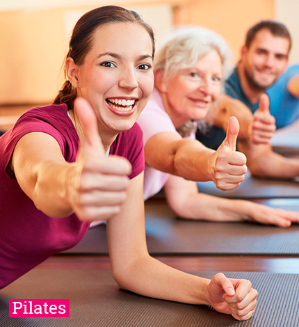 Clase pilates
