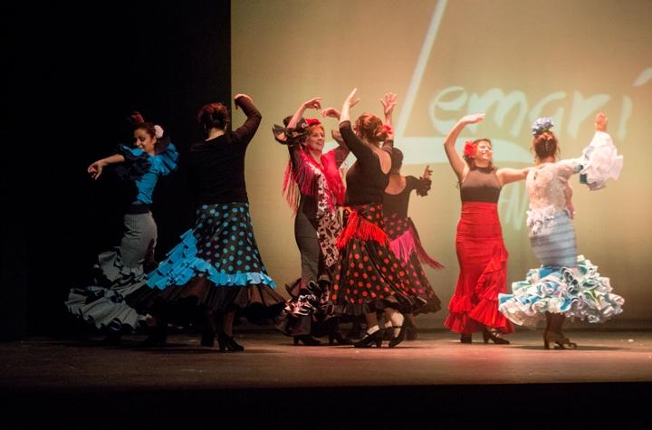 Sevillanas - Lemarí Danza - Oviedo